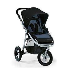 "$489 Bumbleride Indie Stroller - Lava - Bumbleride - Babies ""R"" Us - optional car seat adapter"