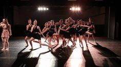 Choreographer Kate Jablonski does it again, and again. (song is New Romantic by Laura Marling