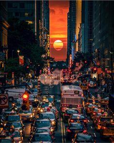#newyork #newyorkcity #ilovenewyork #manhattan #photography #nyc #sunset #photooftheday