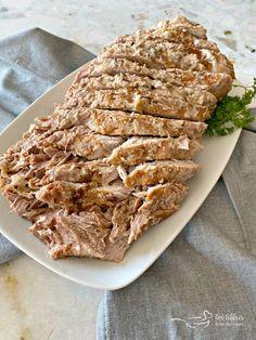 Fuggedaboutit Pork Roast - The Forgotten Pork Roast - 3 Ingredients!