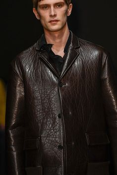 big orange prada bag - Mens In Leather on Pinterest | Men\u0026#39;s Leather Jackets, Leather ...