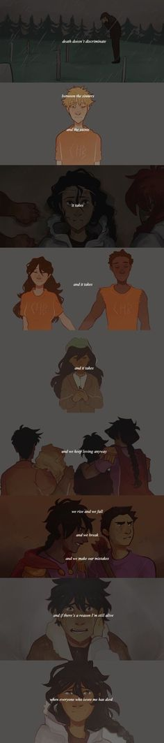 I'M WILLING TO WAIT FOR IT - Percy Jackson and Hamilton