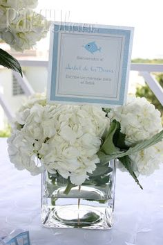 Partylicious: {Blue Fish Baby Shower}