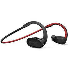1cb1369f195 Amazon.com: Phaiser BHS-530 Bluetooth Headphones, Wireless Earbuds Stereo  Earphones for Running with Mic and Lifetime Sweatproof Guarantee, Redheat:  Cell ...