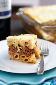 Pastitsio photo