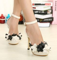 Bohemian Style Fish Mouth Sandals Shoes