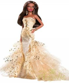 Barbie 50 th anniversary African American