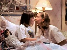 Matilda and Miss Honey got what they always wanted....a family.