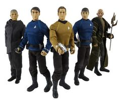 action toys | new star trek action figures1 New Star Trek Action Figures Unveiled