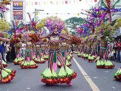 Dinagyang Festival - Iloilo City, Philippines