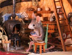by MAGGIE RUDY, MousesHouses