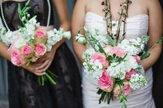 Gorgeous bouquets fo