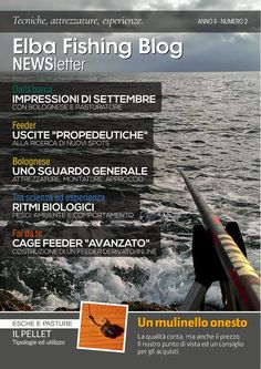 Rivista - Elba Fishing Blog Newsletter - Numero 2/2016