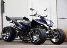 street legal quad -