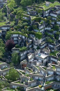 Jean Renaudies Housing Complex in Ivry Sur Seine, Paris