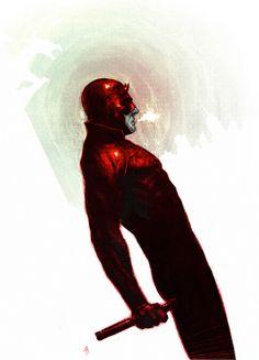 Daredevil by Adam Tan *