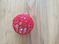 🎄 Bombka Na Szydełku 2017 - Crochet ball for Christmas Decoration tree Crochet Ball, Egg Decorating, Craft Tutorials, Crocheting, Crochet Earrings, Crafts For Kids, Christmas Decorations, Creative, Projects