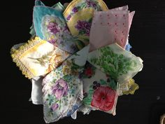 Folded Hankies