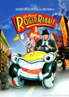 Who Framed Roger Rabbit? - a must see before heading to Disneyland Resort.