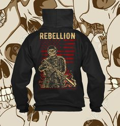 Rebellion towards freedom  Internet Exclusive! - Available for a few days only!