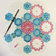 Islamic Art Pattern, Arabic Pattern, Pattern Art, Motifs Islamiques, Celtic Art, Celtic Dragon, Polygon Art, Calligraphy Art, Islamic Calligraphy