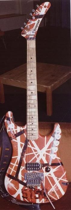Music Guitar, Guitar Amp, Cool Guitar, Van Halen 5150, Eddie Van Halen, Gibson Les Paul, Electric Guitars, Rigs, Heavy Metal