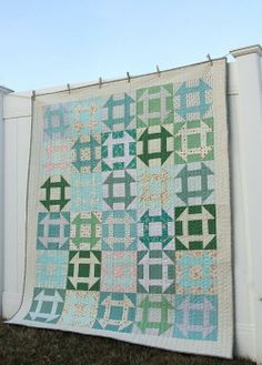 Churn Dash Quilt-Along with Amy Smart