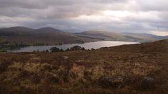 West Highland Way: Hochland