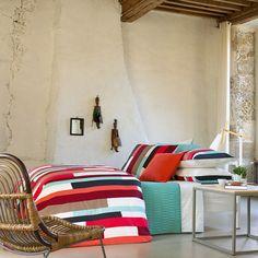 Discover the Olivier Desforges Housse de Couette PiliPili - Grand at Amara
