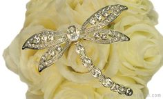 Jacobson Floral - Bouquet Jewels Dragonfly Dazzle