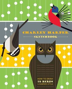 Includes the following: - Introduction with instructions and brief essay about Charley Harper and his art - Full-color insert showing all the birds in the book - Three sequential line drawings that sh