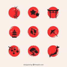 Image result for japanese fabric graphics