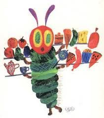 Blog with ideas on Author Study- Eric Carle - Science and Language Arts Anchor Chart Ideas