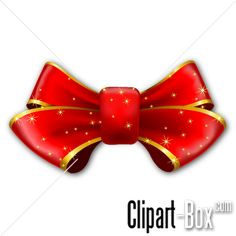 CLIPART CHRISTMAS BOW