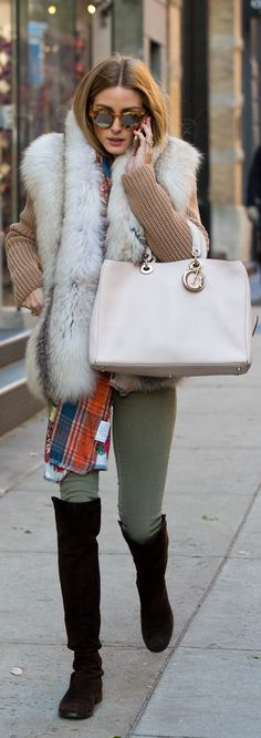 Olivia Palermo Just Revealed All Her Style Secrets With 1 Photo