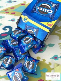 #sponsored OREO 2-ct Packs makes snack time easy #OREOmultipack #CleverGirls