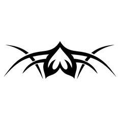 Tribal for woman #tatuaz #tatoos http://www.wzorytatuazy.net/tatuaz/110_tribal_dla_kobiety.html