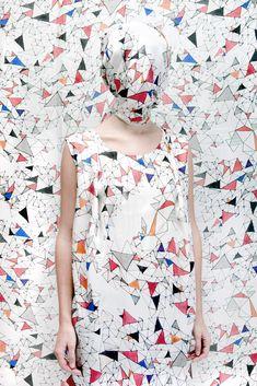 'Ambrym' by Veronique Pecheux  Naïvasha Collection Autumn/Winter 2012/13