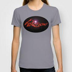 Reaction! T-shirt by mattx_3 - $22.00