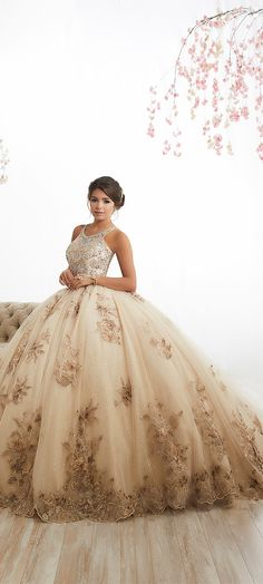 4dd7e552872 Quinceanera dress shopping can be one of the worst and best parts of event  preparation. to be able to keep your sanity in order