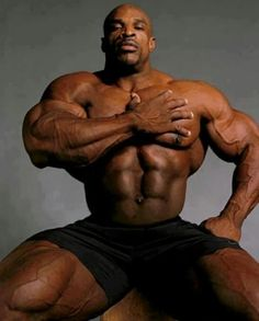 Big Ronnie MuscleUp Bodybuilding. ~ mikE™