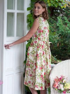 Sweet Pea Ladies Dress | New Arrivals!, Ladies :Beautiful Designs by April Cornell