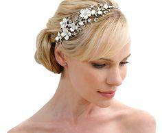 Regina B  - Impressive Floral Headband, (http://shop.reginab.com/bridal/headbands/impressive-floral-headband/)