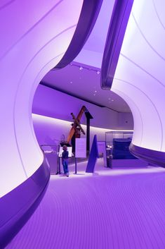 Gallery of Inside Zaha Hadid Architects' Mathematics Gallery for the London Science Museum - 14