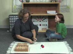 Part 2: Intro. Montessori Grammar Symbols - Noun