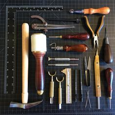 There aren't any big secrets about Leatherworking, but the craft can be a bit overwhelming to dive into in the beginning. I asked a Leatherworker I looked up to about getting into the craft, and he gave me great piece of advice. He told me not to buy a beginner's starter kit because I'd proba
