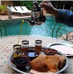 Shay al maghribi - Atay - Moroccan tea