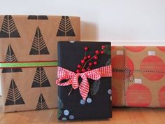 Block Print Holiday Gift Wrap, with Krista Fleckenstein of Beyond Cotton