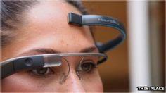 Google Glass podrían ser controlados por ondas cerebrales y permitiría postear fotos sin mover un dedo