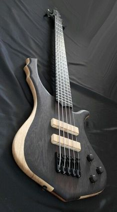 Prometeus Guitars 5 stringer. #bassguitars